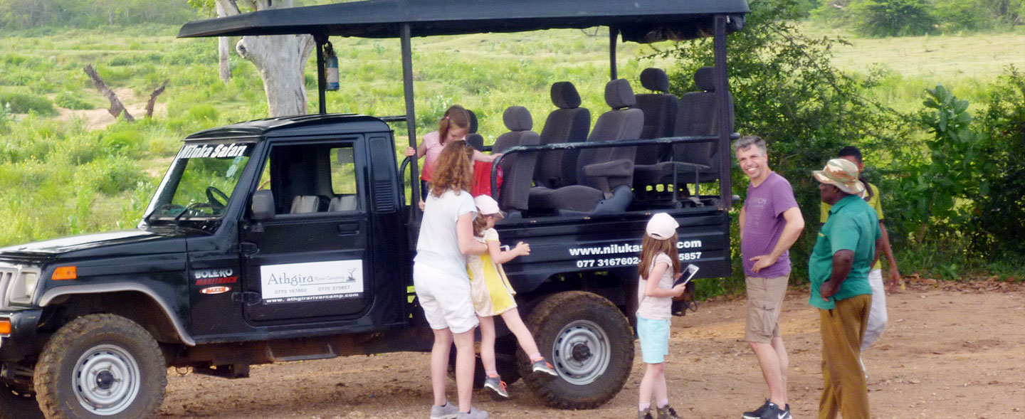 Sri Lanka Family Activity Holiday