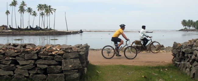 Coast to Coast South India Cycling Tour